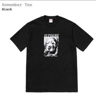 シュプリーム(Supreme)のSupreme   remember tee(Tシャツ/カットソー(半袖/袖なし))