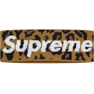 シュプリーム(Supreme)の送込み! Supreme New Era Big Logo Headband(その他)