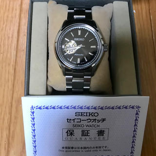 セイコー(SEIKO)のセイコー プレザージュ プレサージュ メカニカル 機械式  SARY053美品(腕時計(アナログ))