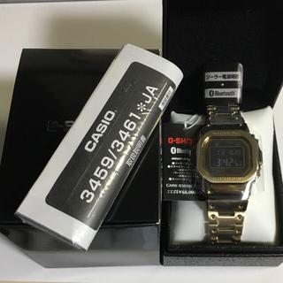 ジーショック(G-SHOCK)のG-SHOCK GMW-B5000GD-9JF ゴールド (腕時計(デジタル))