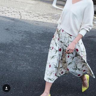 TOMORROWLAND - 2018年モデル トゥモローランド スカート