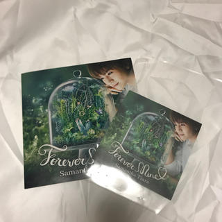 岩田剛典 サマンサティアラ メッセージカード