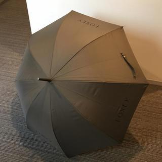 フォクシー(FOXEY)のFOXEY ロゴ入り傘 非売品(傘)