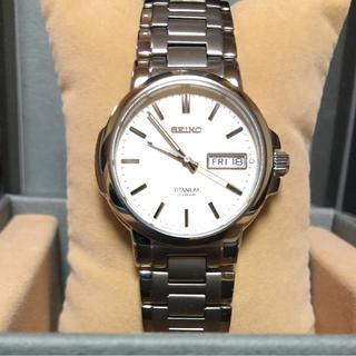 セイコー(SEIKO)のSEIKO   メンズ腕時計   scdc055(腕時計(アナログ))
