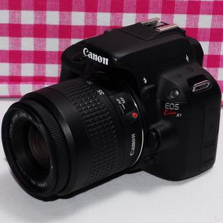キヤノン(Canon)の⭐️最高の思い出をこのカメラで⭐️Canon Kiss x7 レンズキット(デジタル一眼)