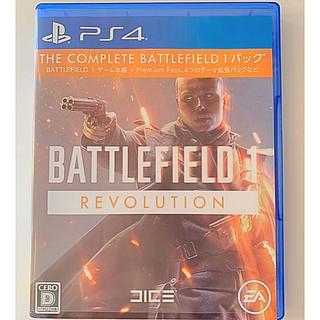 プレイステーション4(PlayStation4)のバトルフィールド 1 Revolution(家庭用ゲームソフト)