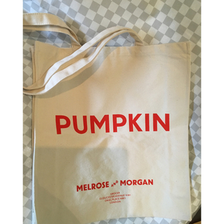 BEAUTY&YOUTH UNITED ARROWS - 新品 Melrose and Morgan トートバッグ PUMPKIN