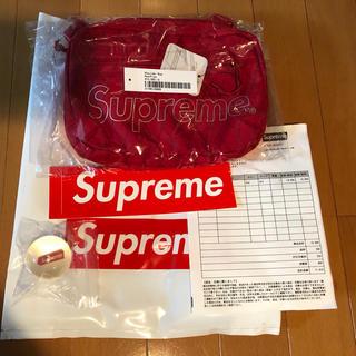 シュプリーム(Supreme)の早い者勝ち!supreme shoulder bag(ショルダーバッグ)