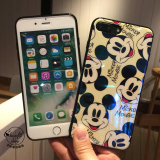 ミッキー  iphone ケース 6 6s 7 8在庫あり ディズニー(iPhoneケース)