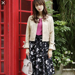 PROPORTION BODY DRESSING - 今期♡フローラル花柄スカート
