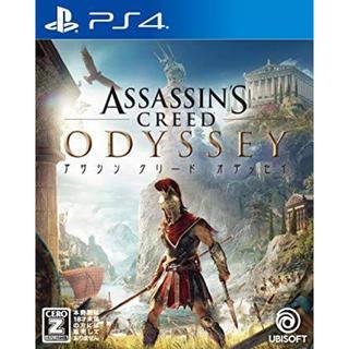 PlayStation4 - アサシンクリード オデッセイ 特典付き