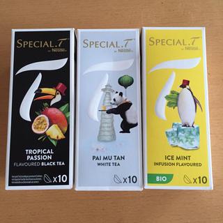 ネスレ(Nestle)のスペシャルT(茶)