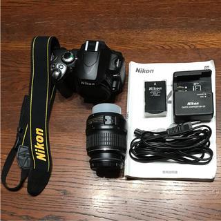ニコン(Nikon)のNikon D40 レンズキット 中古(デジタル一眼)