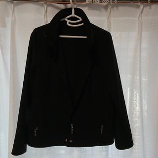 ゆ様専用~黒のジャケット  &アンサンブル(テーラードジャケット)