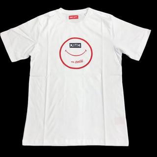 kith ✖️ コカコーラ コラボTシャツ