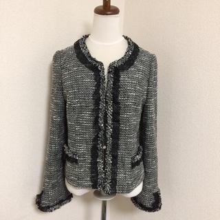 エムズグレイシー(M'S GRACY)のエムズグレイシー のジャケット(ノーカラージャケット)