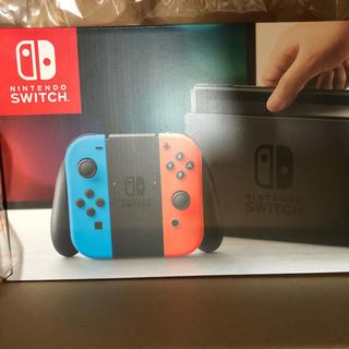 ニンテンドースイッチ(Nintendo Switch)のn様専用 スイッチ(家庭用ゲーム本体)