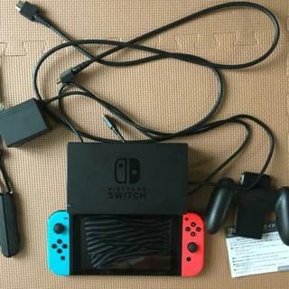 ニンテンドースイッチ(Nintendo Switch)のスイッチ switch 美品です。ビックカメラ購入(家庭用ゲーム本体)