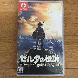 ニンテンドースイッチ(Nintendo Switch)の任天堂スイッチ ゼルダの伝説(家庭用ゲームソフト)