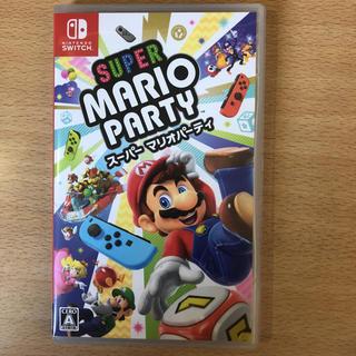 ニンテンドースイッチ(Nintendo Switch)のSwitch スーパーマリオパーティ(家庭用ゲームソフト)