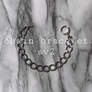 トーガ(TOGA)の chain bracelet sv2(ブレスレット/バングル)