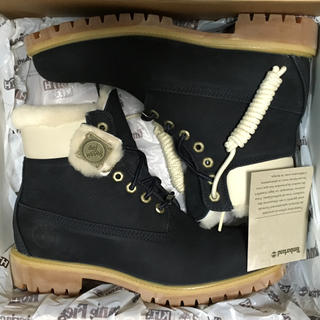 シュプリーム(Supreme)のKITH×ティンバーランド SHEARING 6-INCH BOOTS ブーツ(ブーツ)