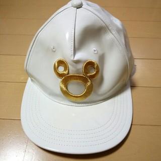 ディズニー(Disney)のディズニー ミッキー キャップ 帽子 美品(キャップ)