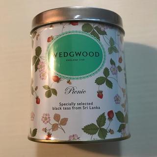 ウェッジウッド(WEDGWOOD)の《未開封新品》ウエッジウッド 紅茶 ワイルドストロベリー ピクニックティー(茶)