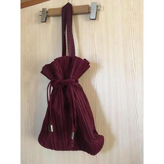レプシィム(LEPSIM)のレプシィム 巾着バッグ(ハンドバッグ)