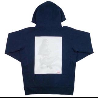 シュプリーム(Supreme)の17SS Digi Hooded Sweatshirt スウェットパーカー(パーカー)