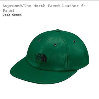 シュプリーム(Supreme)のSupreme/TheNorthFace Leather6Panel帽子キャップ(キャップ)
