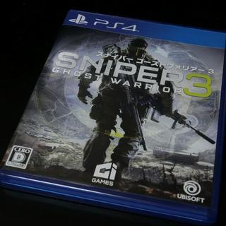 PlayStation4 - PS4 スナイパーゴーストウォリアー3