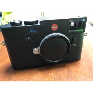 ライカ(LEICA)の美品 ライカM10 ブラッククローム(デジタル一眼)