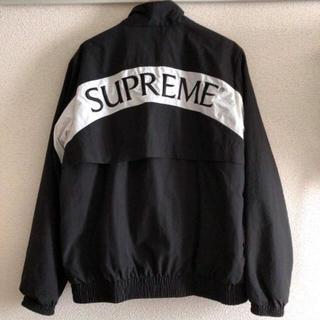 シュプリーム(Supreme)のSupreme arc track jacket Sサイズ(ナイロンジャケット)