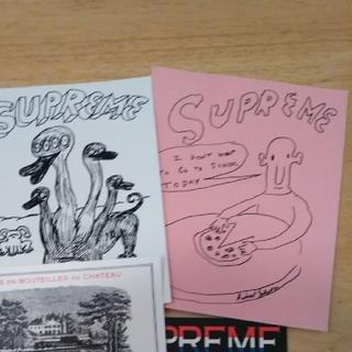 シュプリーム(Supreme)のsupreme ステッカー (こちらは専用購入です)(その他)