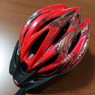 オージーケー(OGK)の自転車用ヘルメット OGKカブト リガス Sサイズ(その他)