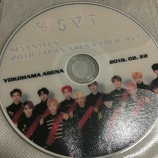 セブンティーン(SEVENTEEN)のSEVENTEEN 2018日本ライブ DVD(K-POP/アジア)