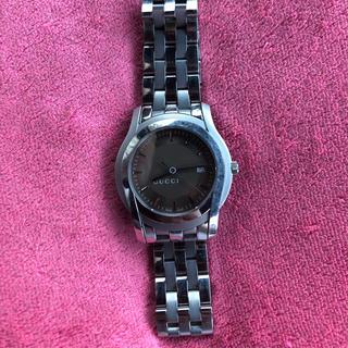 グッチ(Gucci)のGUCCI 時計(腕時計(アナログ))