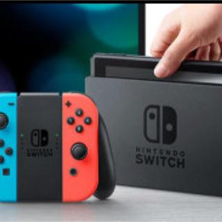 ニンテンドースイッチ(Nintendo Switch)の任天堂スイッチ 新品 未開封(家庭用ゲーム本体)