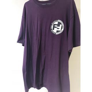 シュプリーム(Supreme)のfull BK  tシャツ 紫 パープル(Tシャツ/カットソー(半袖/袖なし))