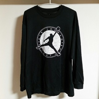 ナイキ(NIKE)のNike Air Jordan ロンT ナイキ エアジョーダン 長袖 Tシャツ(バスケットボール)