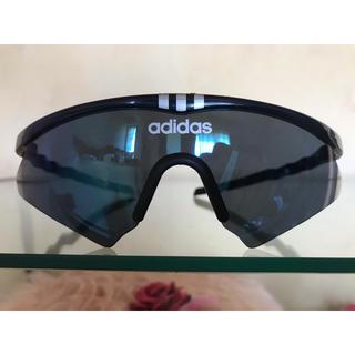 アディダス(adidas)のadidas サングラス ダークブルー 未使用品 ユニセックス(サングラス/メガネ)