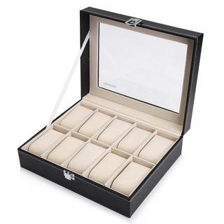 腕時計収納ケース 腕時計収納ボックス コレクションケース10本用