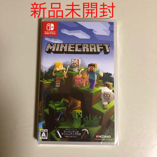 Nintendo Switch - 新品未開封 マインクラフトMinecraft Nintendo Switch版