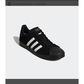 アディダス(adidas)のadidas superstar スーパースター アディダス 黒  ブラック(スニーカー)