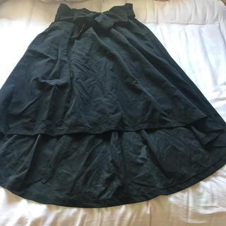 オリーブデオリーブ(OLIVEdesOLIVE)のフィッシュテールスカート(ひざ丈スカート)
