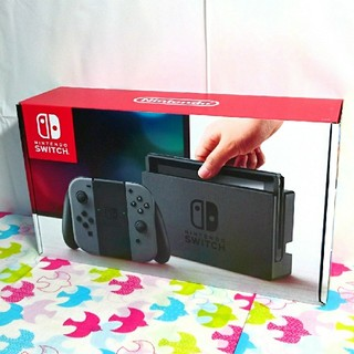 Nintendo Switch - 新品☆ニンテンドーswitch本体