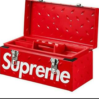 シュプリーム(Supreme)のDiamond Plate Tool Box(ケース/ボックス)