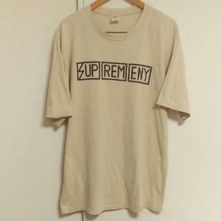 シュプリーム(Supreme)のSupreme Tシャツ XL(Tシャツ/カットソー(半袖/袖なし))