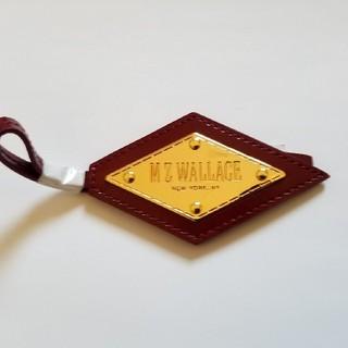 エムジーウォレス(MZ WALLACE)の最終価格!! 新品 MZ WALLACE  ロゴチャーム(その他)